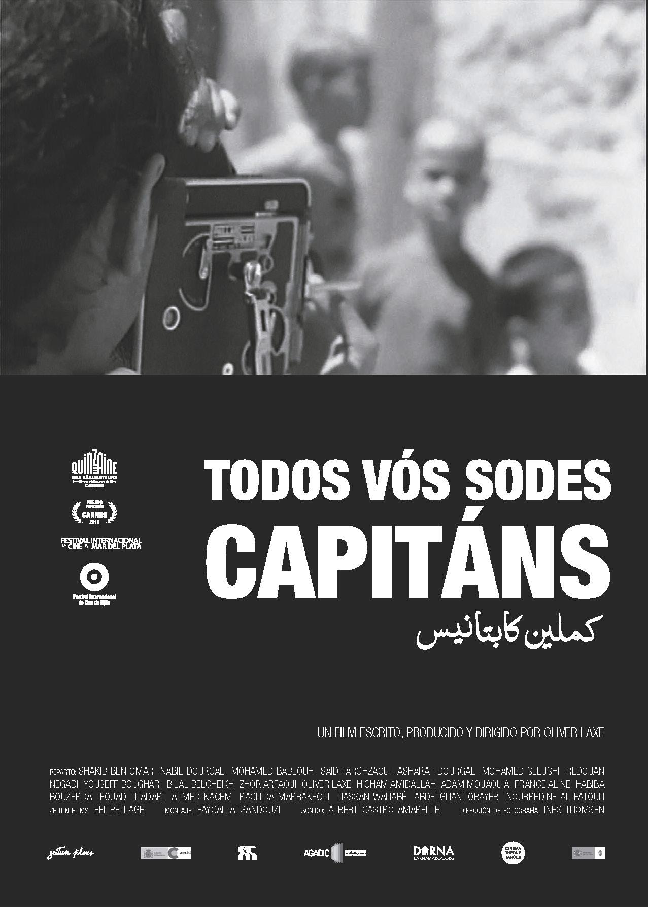 Todos vós sodes capitáns Poster
