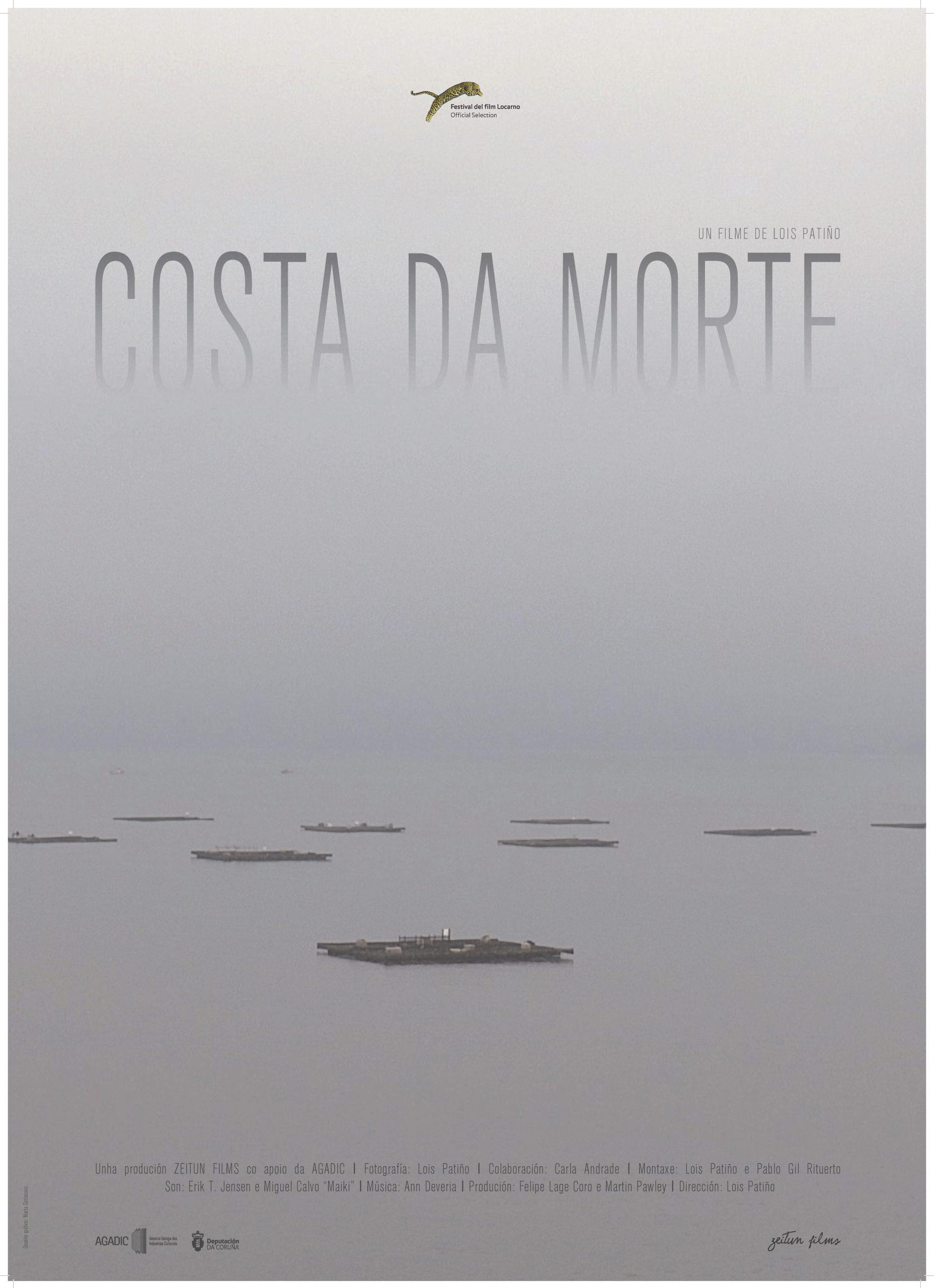 Costa da Morte Poster