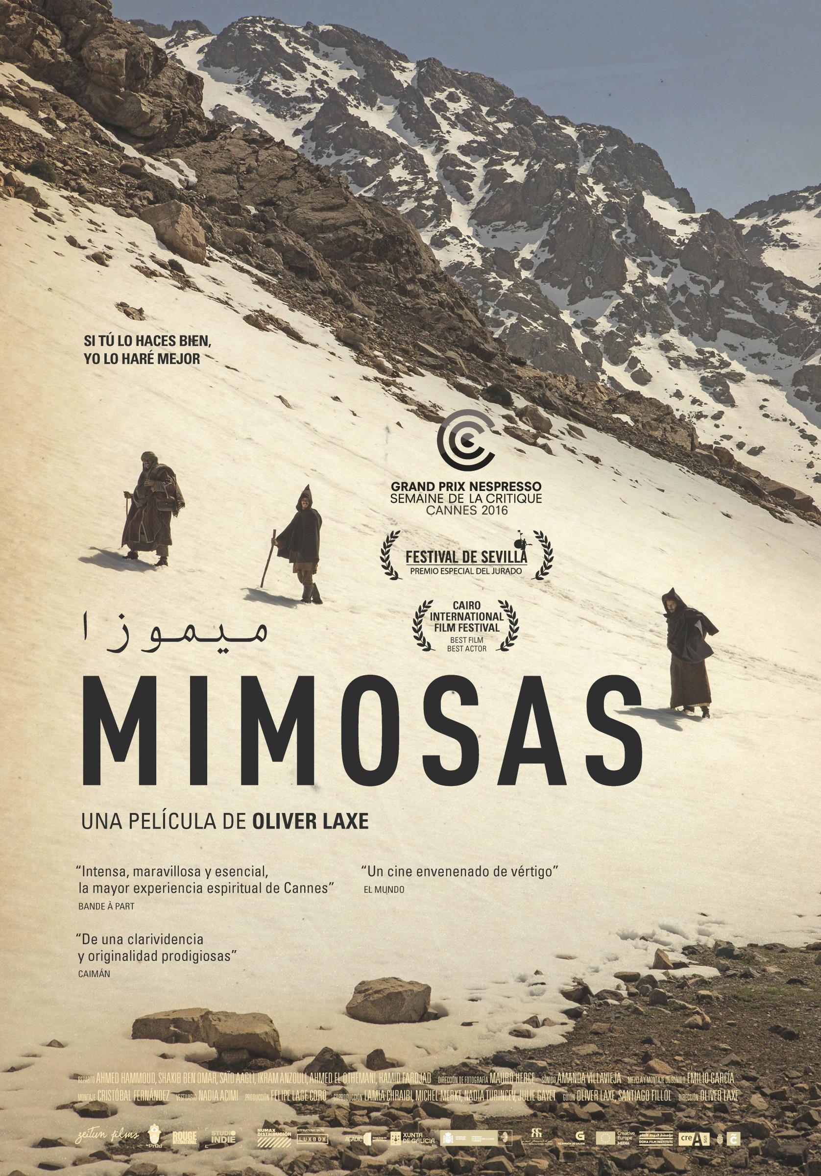 Mimosas Poster